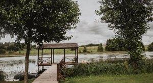 Sodyba prie ežero Maudutis